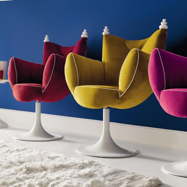 Fotele, jakich nie widziałeś. Piękne, ale czy wygodne?