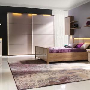 Kolekcja mebli Wien dobrze sprawdzi się we wnętrzach urządzonych w nowoczesnym stylu. Fot. Stolwit.