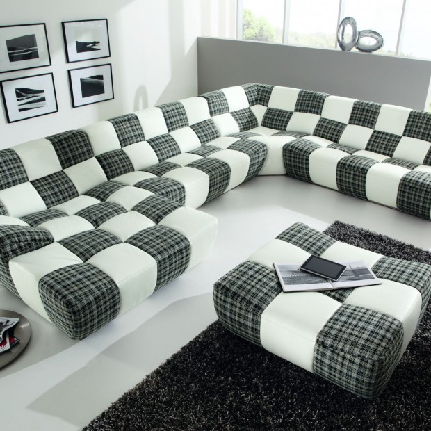 Superdługie kanapy. 15 sof do dużego salonu
