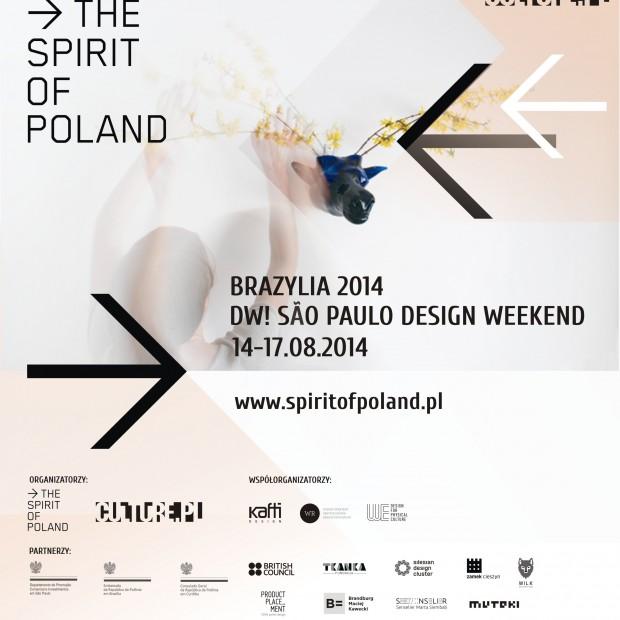 Brazylijczycy po raz drugi zobaczą design z Polski.