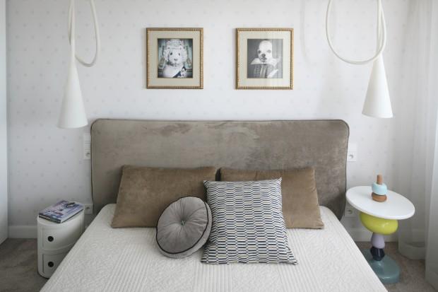 Nowoczesna sypialnia. Ciekawe pomysły na oświetlenie