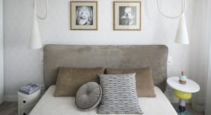Lampy wiszące, podłogowe, stojące na nocnym stoliku czy mocowane do ściany kinkiety - w każdej sypialni ważną rolą jest właściwy dobór oświetlenia. Przedstawiamy aranżacje nowoczesnych sypialni w których kwestia oświetlenia została ciekawi