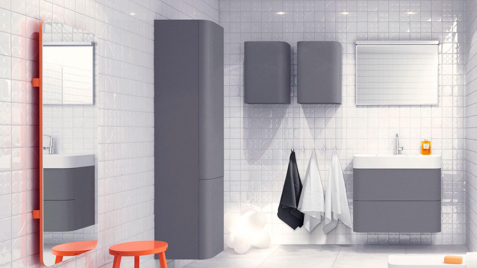 Szare Meble Do łazienki Zobacz Najmodniejsze Modele