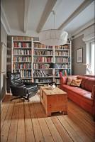 Dom na Pogodnie, biblioteka.