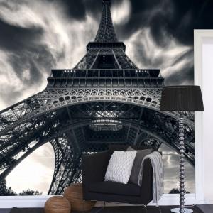 Efektowna fototapeta z kolekcji City of Romance marki Mr Perswall. Fot. Mr Perswall.