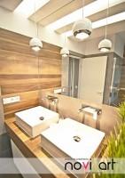Apartament Solskiego - łazienka.