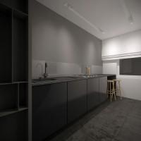 Mieszkanie Gdynia 002 - Kuchnia.