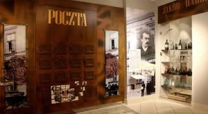 Aranżacja wnętrza Muzeum Zamek w Oświęcimiu.