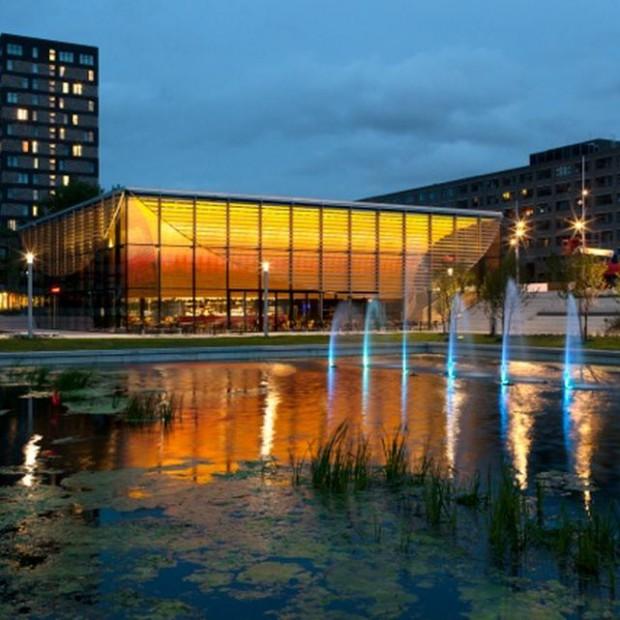 Nowa odsłona Uniwersytetu Erazma w Rotterdamie