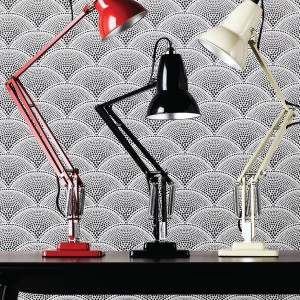 Lampy z serii 1227 dostępne są w różnych wersjach kolorystycznych. Fot. Anglepoise.