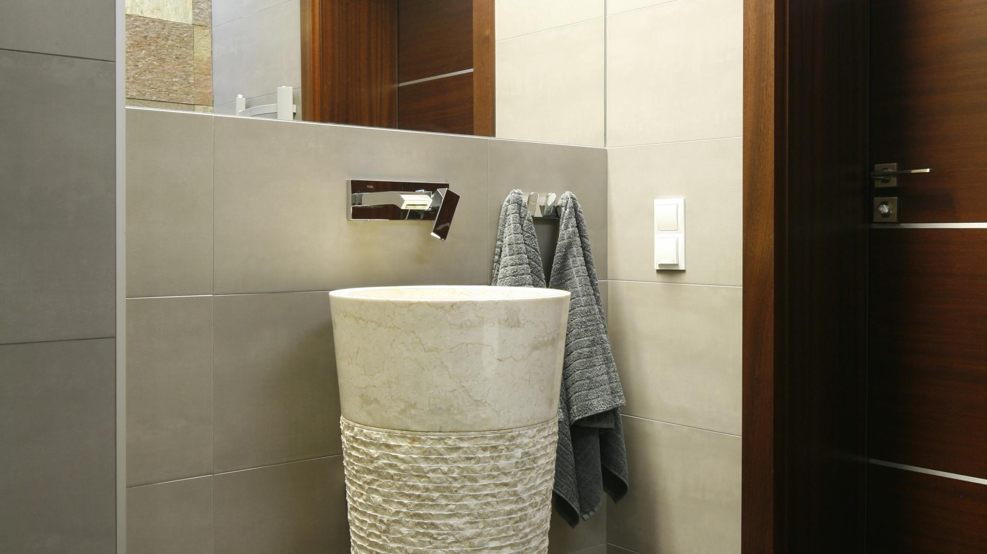 Mała łazienka Tak Urządzisz Ją W Kamieniu