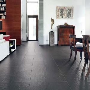 Podłoga Atrium sprawdzi się we wnętrzach w stylu cottage. Fot. Haro.