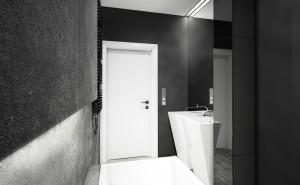 Mieszkanie w Gliwicach - łazienka.