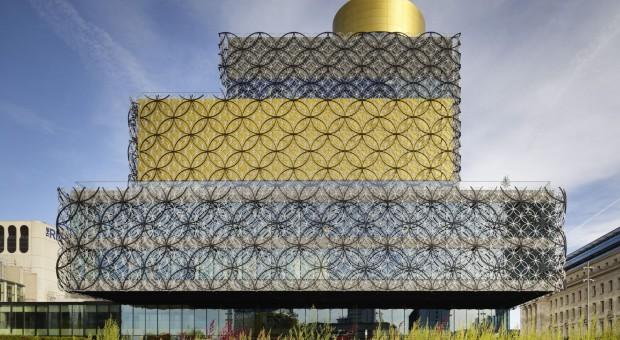 Największa biblioteka publiczna w Europie znajduje się w Birmingham