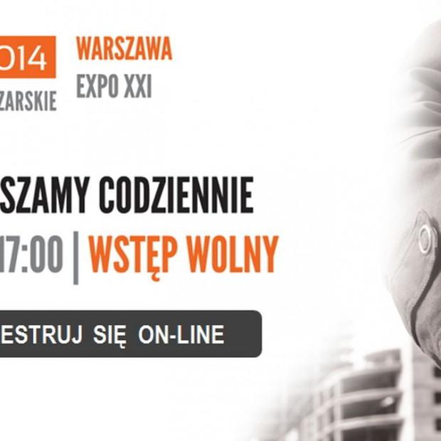 """Targi """"Warsaw Build"""" będą stały pod znakiem architektury"""
