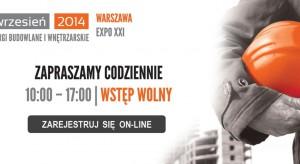 """Już tylko trzy tygodnie dzielą nas od ważnego wydarzenia w branży budownictwa i architektury. Międzynarodowe Tragi Budowlane i Wnętrzarskie """"Warsaw Build 2014"""" odbędą się 18-20 września br. w Warszawskim Centrum Expo XXI. Jednym z patr"""