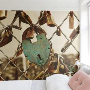 Fototapeta Love forever z kolekcji City of Romance. Fot. Mr Perswall.