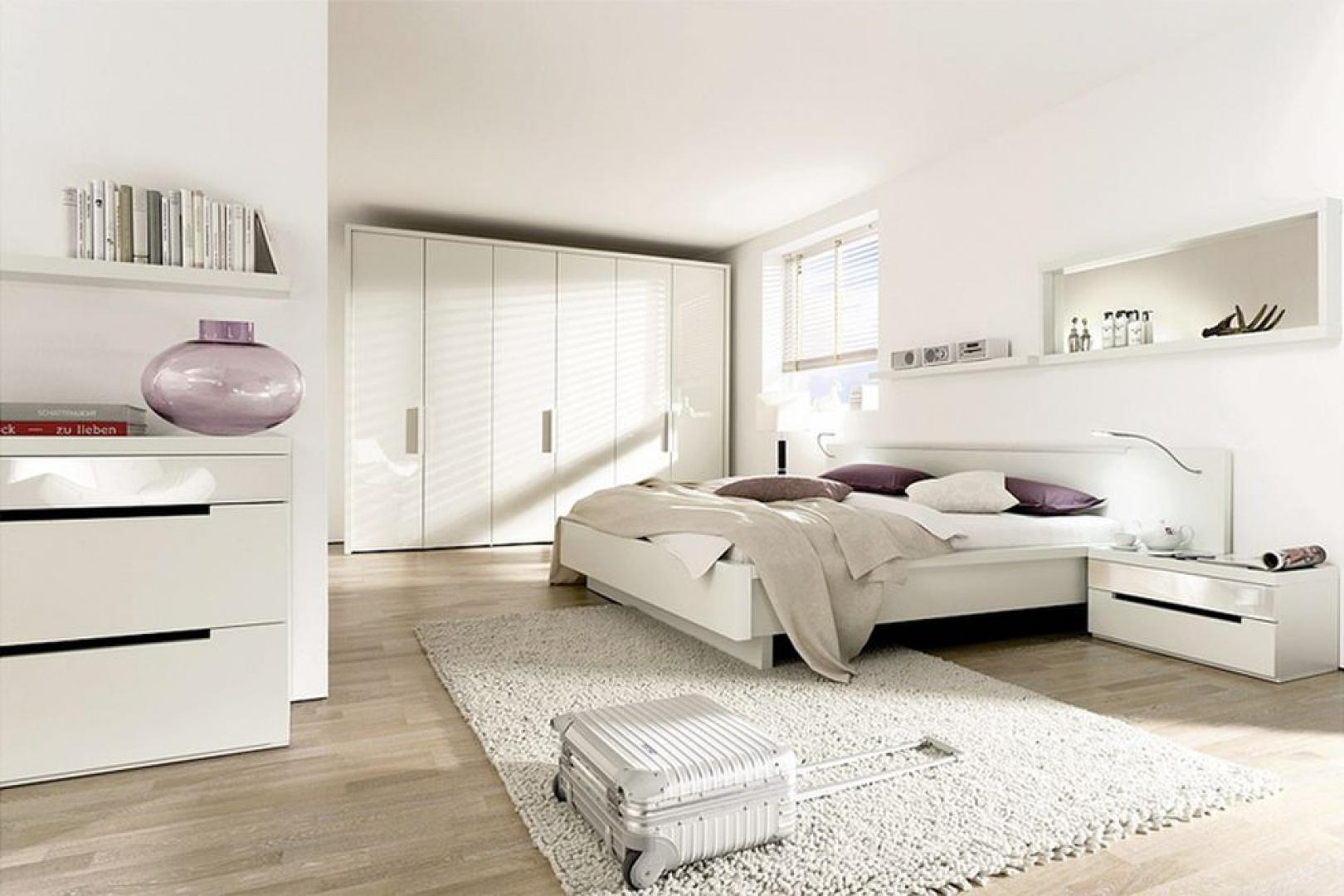 Białe meble do sypialni. Najciekawsze propozycje - Galeria - Dobrzemieszkaj.pl