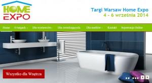 """4 września br. rozpoczynają się targi """"Warsaw Home Expo"""". Trzydniowa impreza targowa dedykowana jest zarówno przedstawicielom branży wyposażenia wnętrz, jak i tym wszystkim, którzy poszukują inspiracji w zakresie aranżacji, wykończeni"""