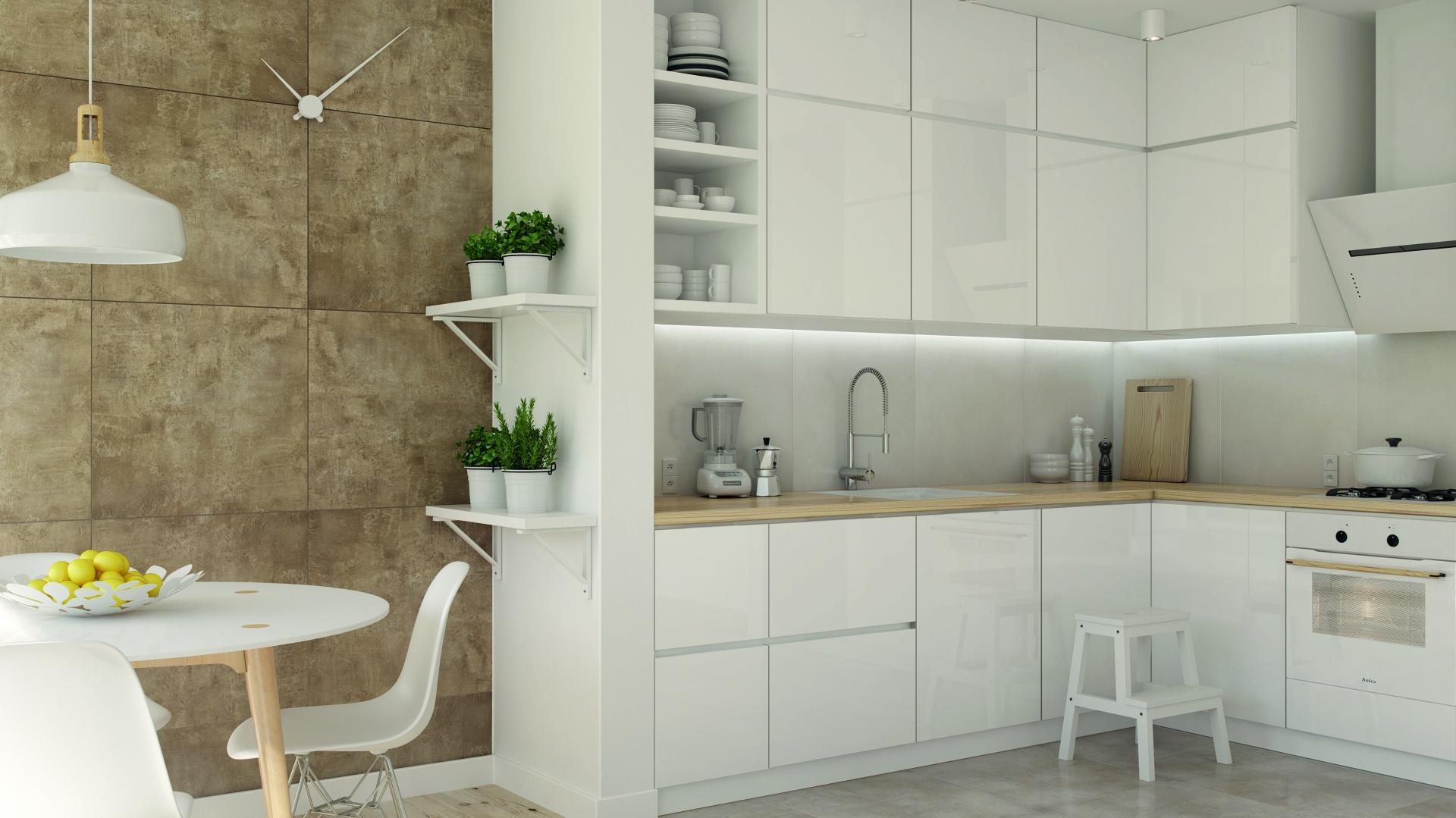 Płytki W Kuchni 15 Pomysłów Na Podłogi I ściany