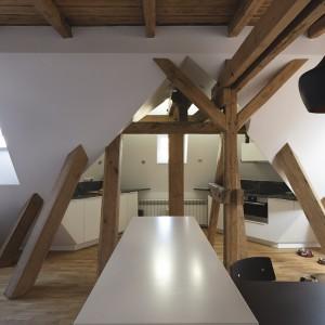 Mieszkanie w Poznaniu #2 - salon