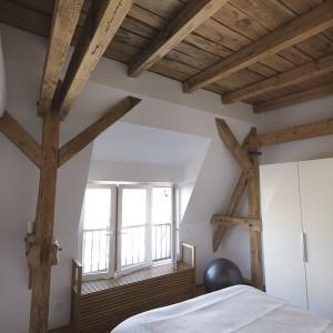 Mieszkanie w Poznaniu #2 - sypialnia
