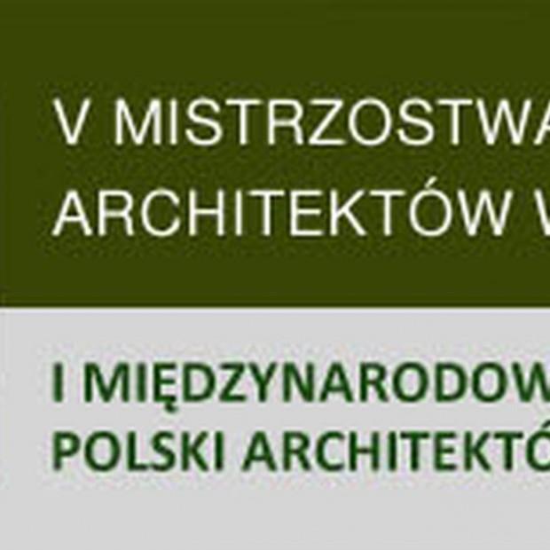 V Mistrzostwa Polski Architektów w Golfie