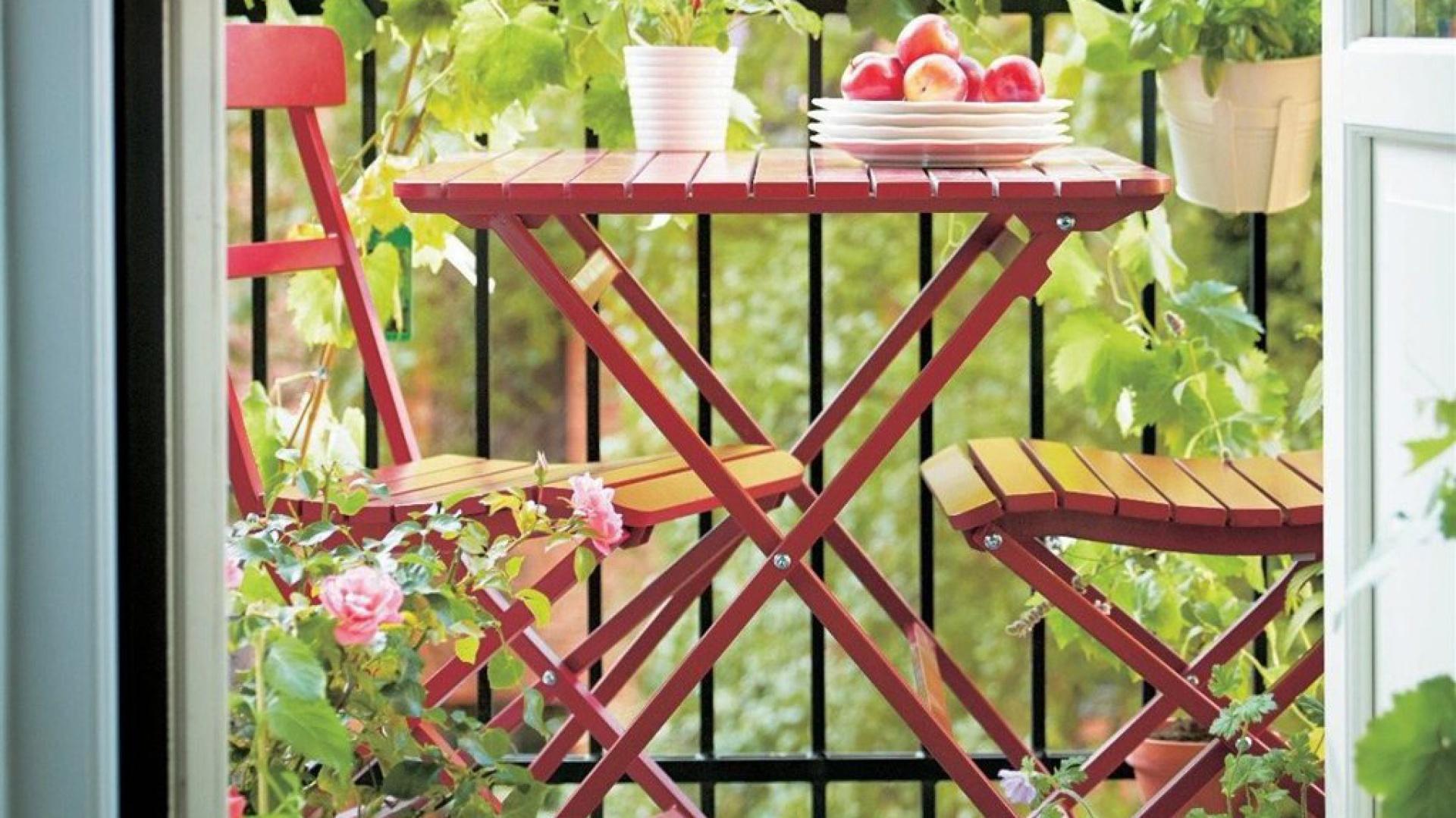 Balkon W Bloku Zobacz Pomysły Na Aranżację