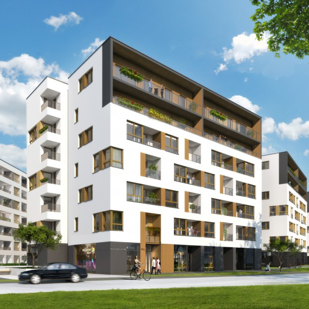 Kolorowy Gocław: największa inwestycja Yareala rozpoczęta