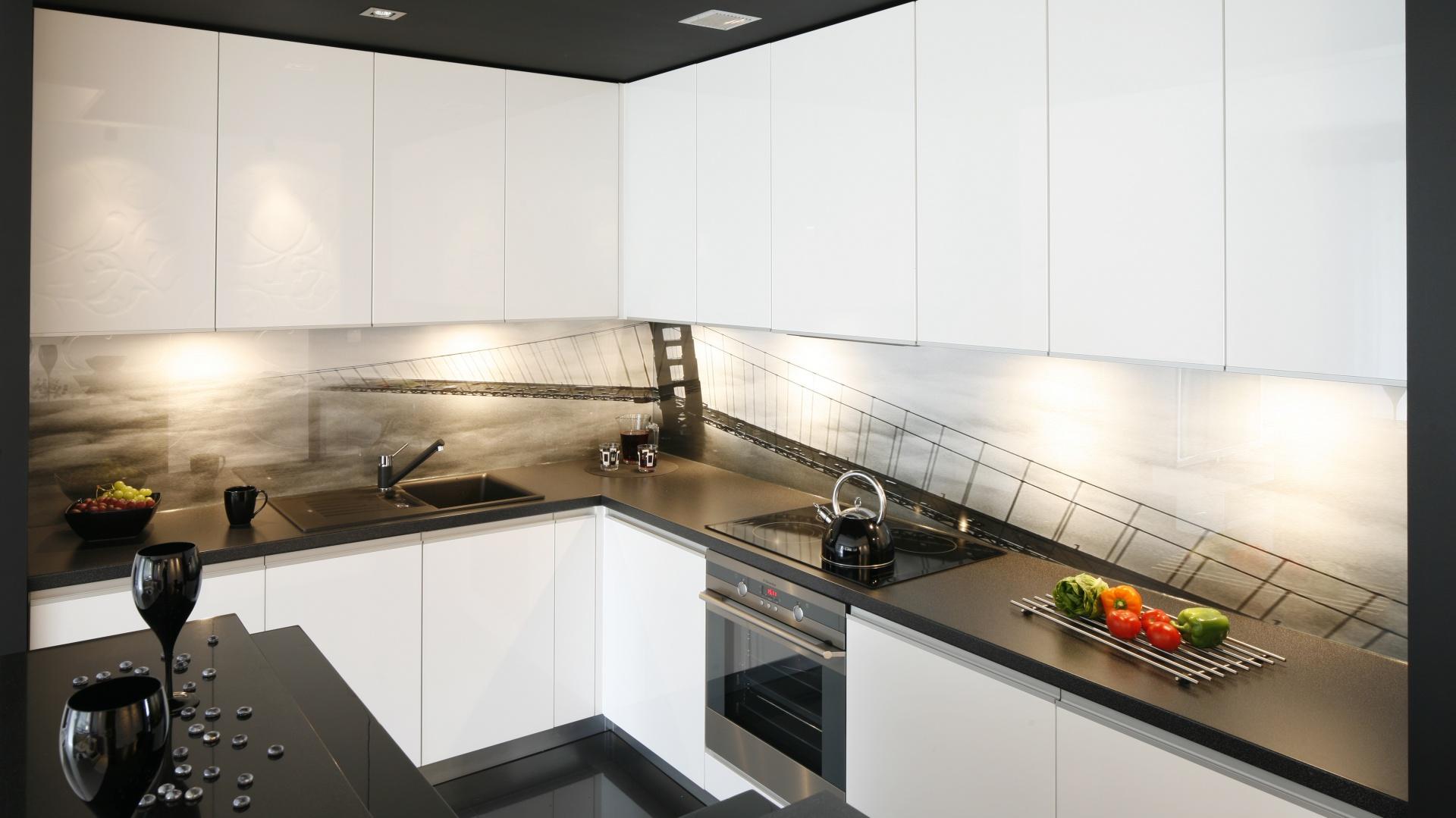 Czarno Biale Kuchnie Najciekawsze Pomysly Architektow