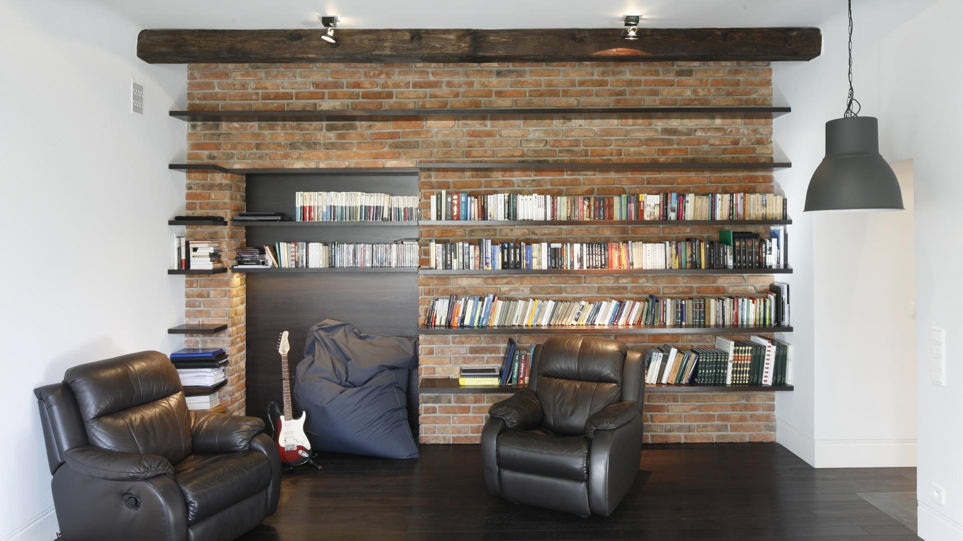 Domowa Biblioteka Jak Ustawić Książki W Salonie