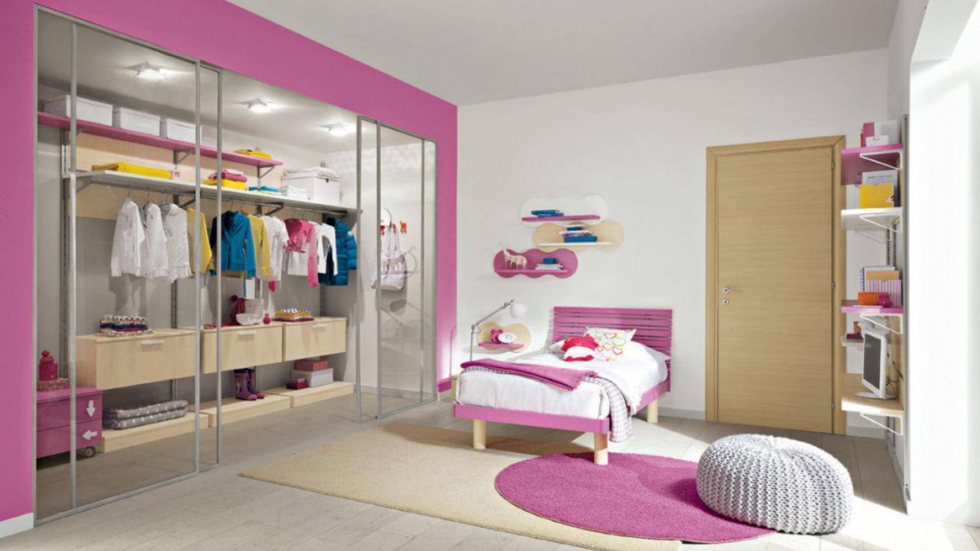 pomys owa aran acja pokoju pok j dla dziewczynki postaw na r strona 6. Black Bedroom Furniture Sets. Home Design Ideas