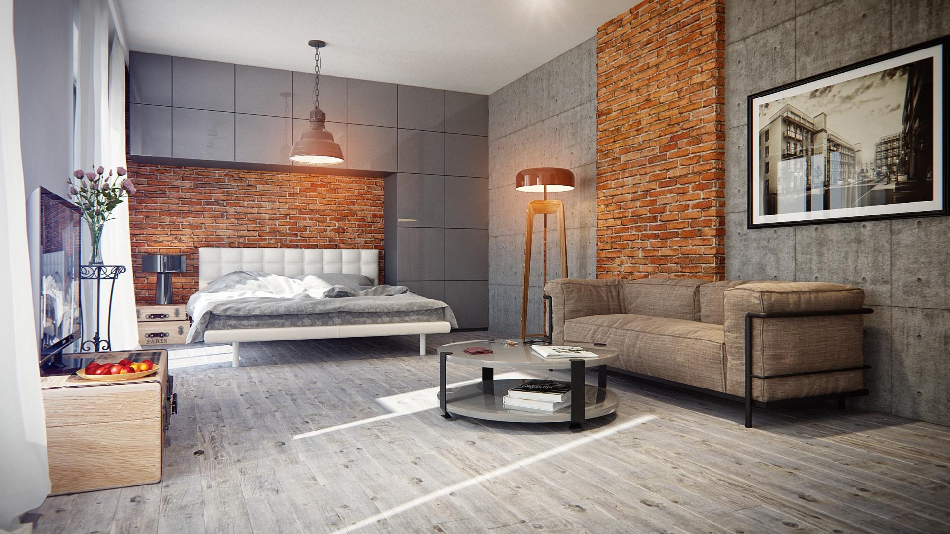 Poskromić Przestrzeń Czyli Jak Urządzić Mieszkanie W Stylu Loft