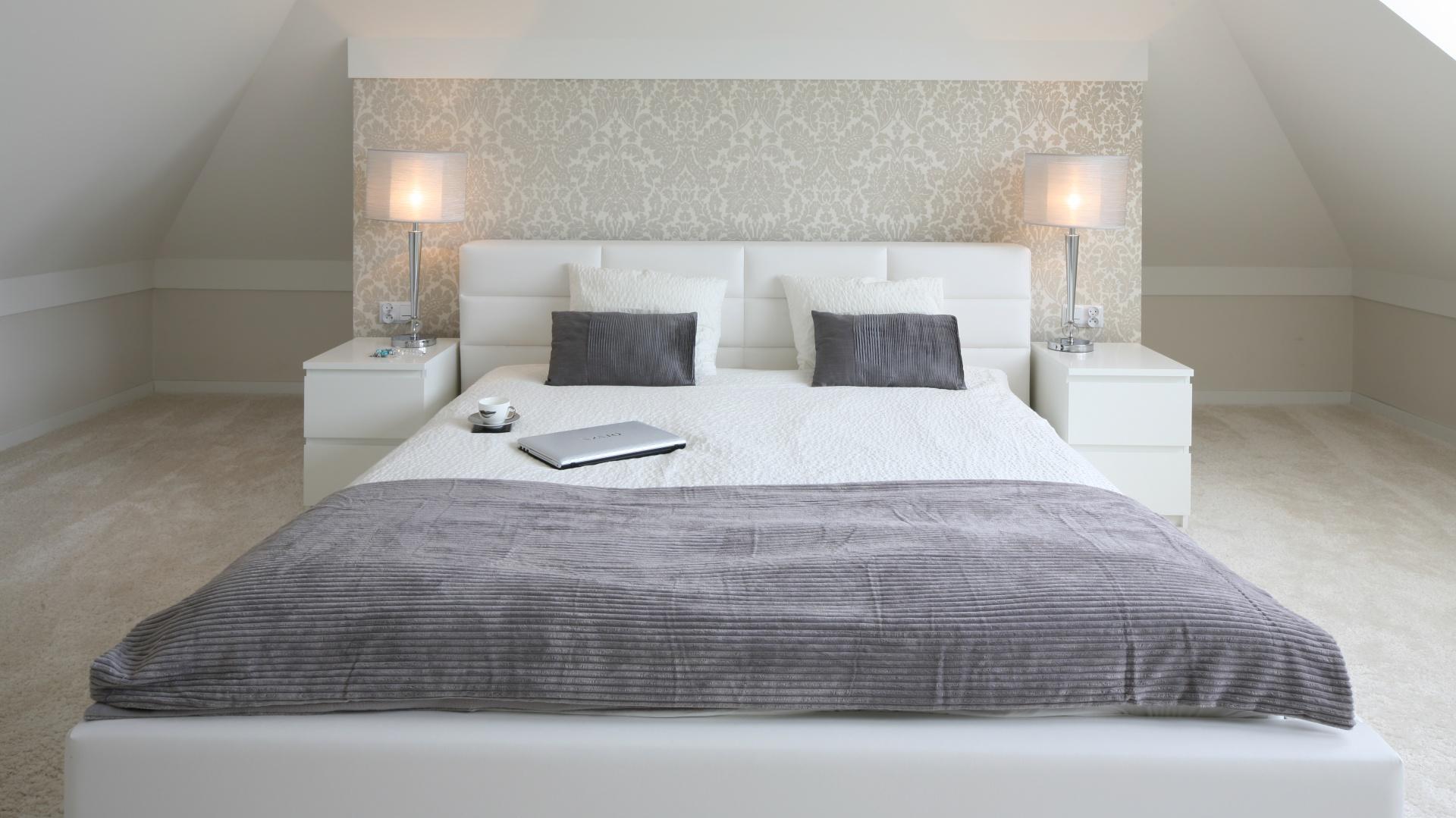 ściana Za łóżkiem 20 Pomysłów Architektów Na Aranżację Sypialni