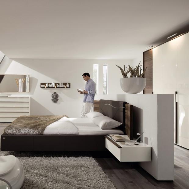 Meble do sypialni w nowoczesnym stylu