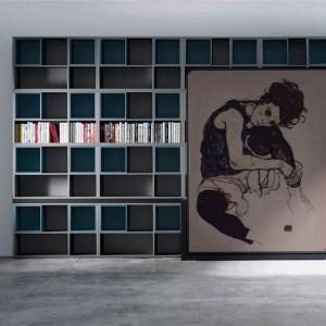 Oryginalna dekoracja mebli do pokoju nastolatka. Fot. Lagrama.