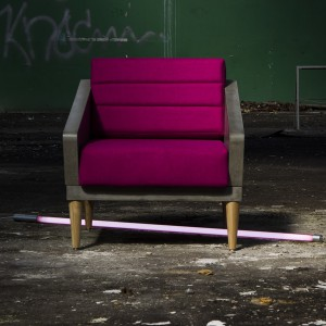 Fotel z kolekcji Timeless. Fot. Morgan & Möller.