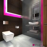 Wizualizacja toalety.
