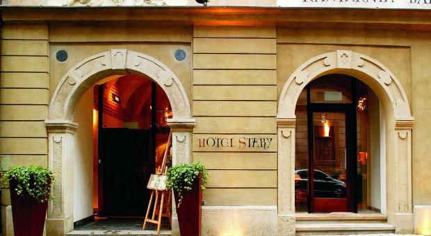 Krakowskie hotele w zabytkowych kamienicach