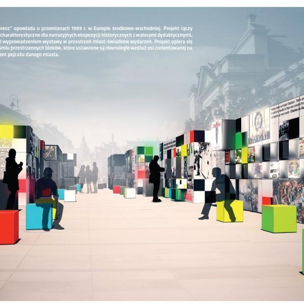 """""""Freedom Express""""  - polska wystawa w europejskich stolicach"""