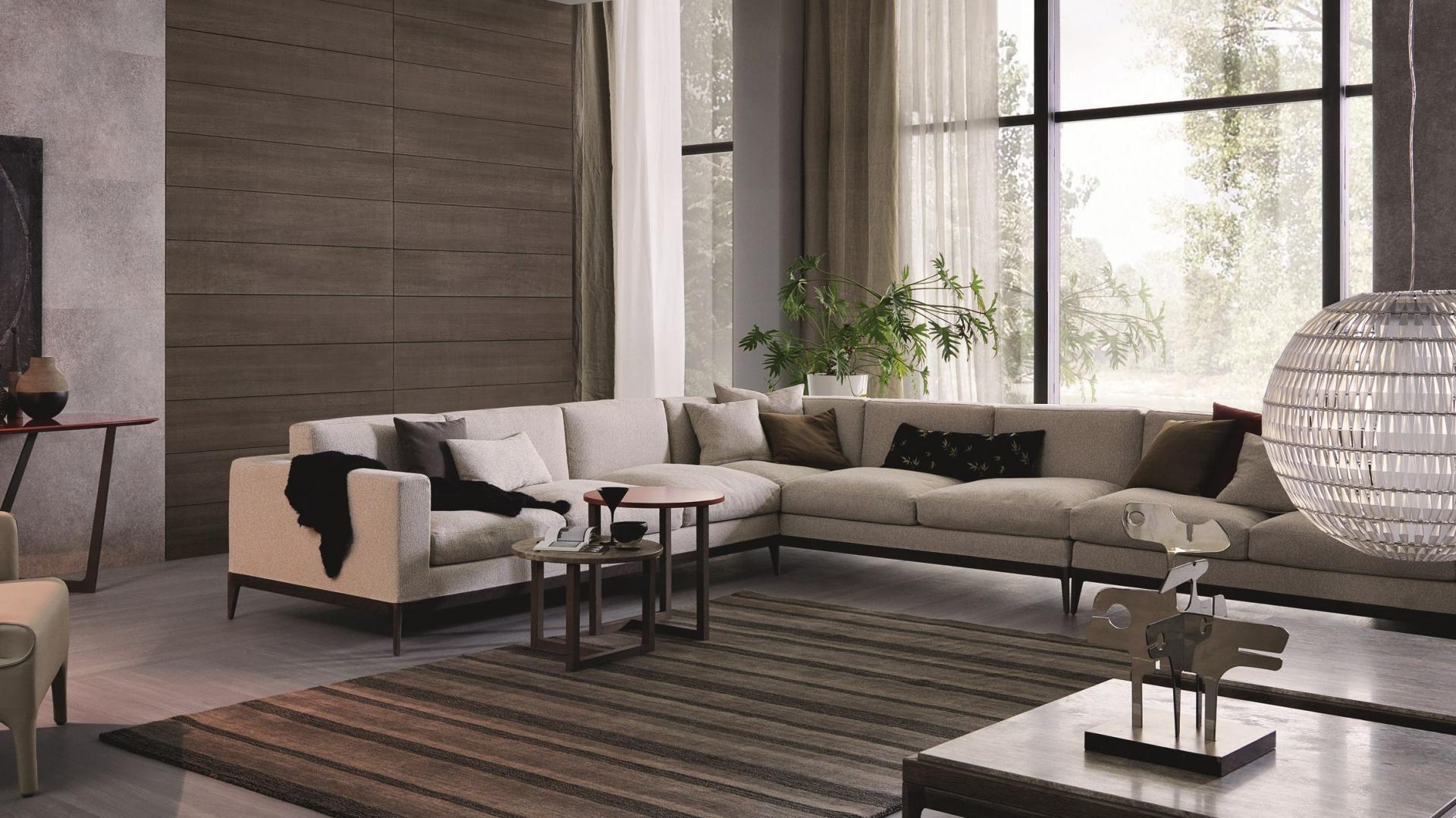 Sofa W Salonie Najciekawsze Modele W Beżowym Kolorze