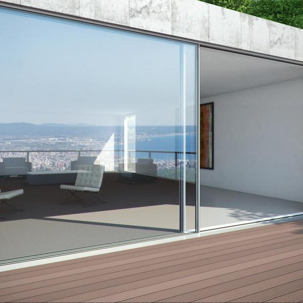 Panoramiczne okna. Pomysł na przestronne wnętrza
