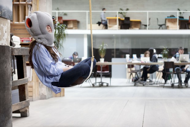Inspirujący design: wielofunkcyjna poduszka