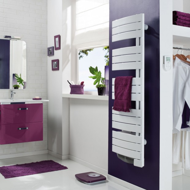 Grzejniki do łazienki: piękne i praktyczne