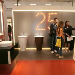 Duravit świętuje w tym roku 25-lecie współpracy ze słynnym projektantem Philippe Starckiem. Fot. Anna Raducha-Romanowicz.