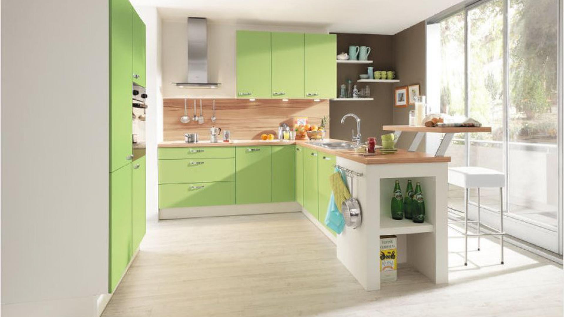 Kolor W Kuchni 15 Sposobów Na Energetyczne Wnętrze