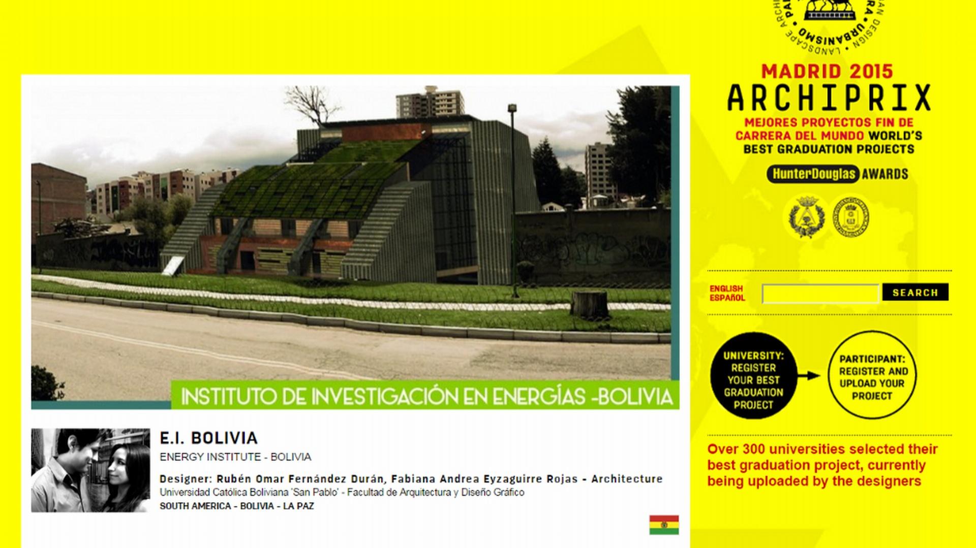 Archiprix International co dwa lata zaprasza obiecujących architektów z całego świata do zaprezentowania swojego projektu dyplomowego. Niezależne międzynarodowe jury nominuje najlepsze propozycje do nagrody Hunter Douglas Awards. Fot. Archiprix