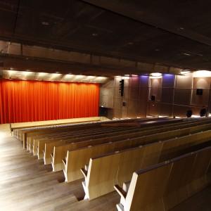 Audytorium, w którym odbywać się będzie Forum Dobrego Designu. Fot. Muzeum Historii Żydów Polskich Polin.