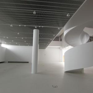 Sala wystaw czasowych. Fot. Muzeum Historii Żydów Polskich Polin.