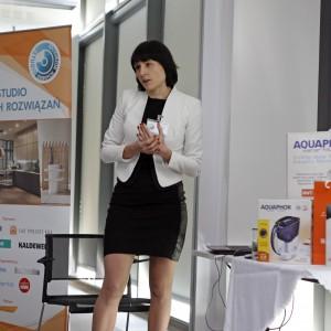 O programach komputerowych dla architektów opowiada Anna Spalony, product manager firmy CAD Projekt K&A.
